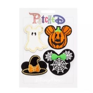 Disney Parks Halloween Patches
